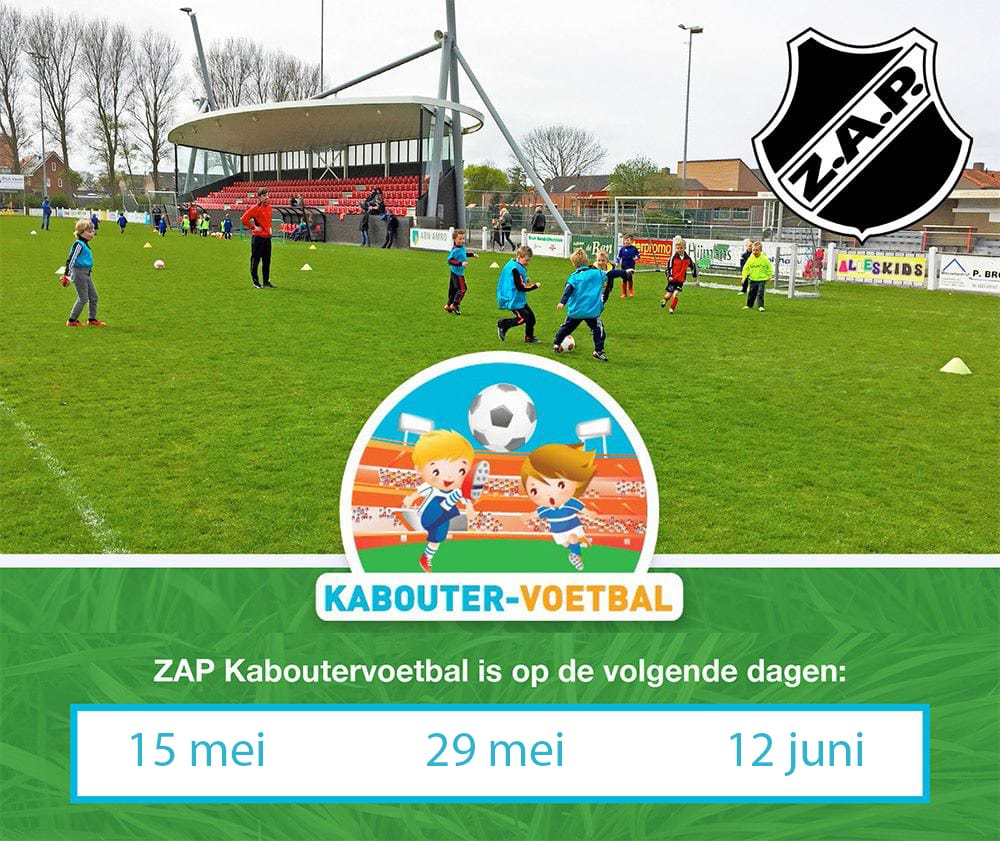 Kabouter voetbal